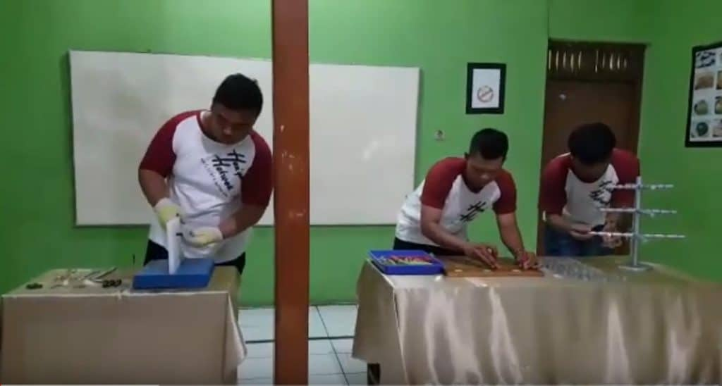 Latihan Test Skill CBT